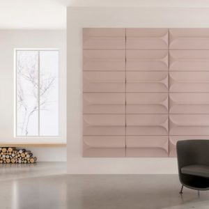 ARC decorative acoustic panels
